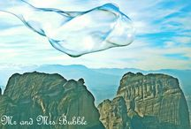 Mr and Mrs Bubble* Meteora Project / Bubble Performing