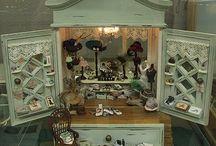 ᘻini♡tuur Dollhouses and Shops ≈