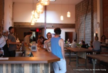 Tasting Center Design ideas