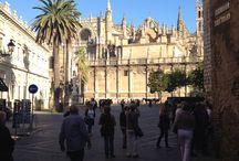 Tour Andalusia / Ottobre 2013 - Viaggio in Andalusia