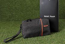 Volvik Golf Pouch Black Color Volvik Korea Genuine #Volvik