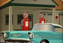 autos retro