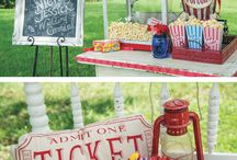 Carnival summer party ideas