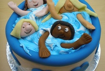 pool party / by Mindy Turrano