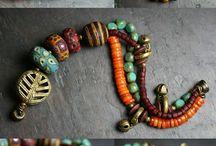 Beads bracelets - braccialetti di perline
