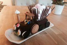 gateau anniversaire enfant garcon tracteur