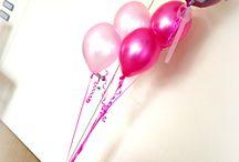 Violetta Party  / ♫ ♫ ♫ In alto i pollici se anche voi avete dei figli che impazziscono per questo idolo!!Un party interamente dedicato alla star del cuore: Violetta, torta, allestimenti, palloncini, candy bar... e tanto altro per il nostro chic party !!!!