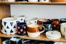 ~ Mugs ~ / • cups with handles •