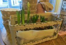 Frühlingserwachen bei Tante Emmer / So einen Eierbecher von Bloomingville kann man auch mal anders verwenden :)