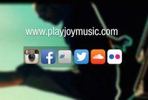 Playjoy Music /  Playjoy Music,Caner Anar Tarafından kurulan;film,belgesel,sahne sanatları,reklam,sunum,prodüksiyonlar,vs. için müzik ve ses yaratma merkezidir.  Playjoy Music, founded by Caner ANAR for movies, documentaries, performing arts, advertising, presentations, productions, etc.. music and sound creation.