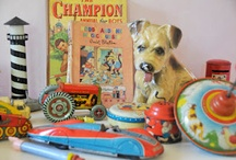 Old toys and memories...  / Every one has a favourite toy. What was yours ??