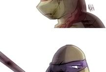 tortugas ninjan