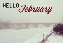 February Hello