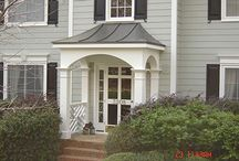 Front entryways