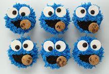Cupcakes en taarten