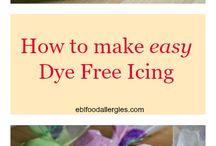Dye free living