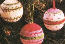 Christmas Crochet inspiration