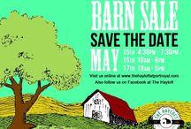 The Hayloft Spring 2014 / Barn Sale