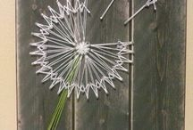 DIY: String art