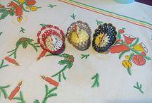 Húsvéti tyúkocskák