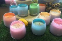Spring Range - By Ember / Spring is in the air and to celebrate the new Spring Range - By Ember has been released . In total 18 spring fragrances to choose from.  Is it not time you stopped to smell the candles™