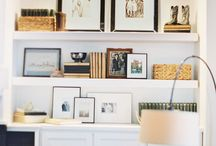.. WALL ART INSPIRATION .. / Inspiration for living with your wedding & portrait images in your home