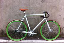 Fixed bike Ciclibrianza / Gallery di fixed realizzate tramite il configuratore online su ciclibrianza.it