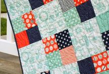 Quick and Easy Quilts / Quilt patterns that are quick and easy to sew #quickquilts #easyquilts #quilting