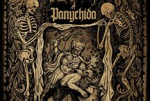 Panychida / Pagan Metal. Really? Well, also Melodic Death Metal, some Black Metal. But then, Pagan is always kind of a calling, not really a style.