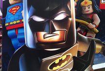 Super Hero Lego