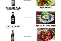 Beer + Food / Pairings to try / by Claudia DuPont