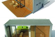 Container houses / shops