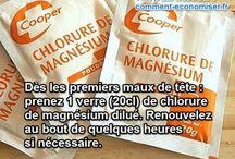 Chlorure de magnésium _ remède