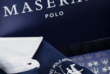 Maserati Collection By La Martina / Styles characterized by technical details: an iconic, exclusive collection created in collaboration with Maserati.