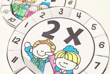 Times Tables / Teaching multiplication in the primary classroom.