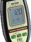 Precíziós digitális nyomásmérő