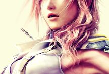 Final Fantasy XIII / * Fanarts about FFXIII *