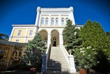 Hungary Castles & Mansions / Castles and mansions in Hungary that are available for film shoots