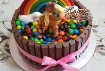 Pony cake ideas