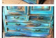 blue multi colour