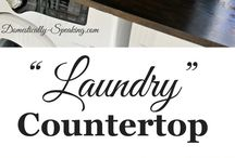 laundry room / by Ashley Cason