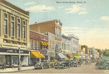 Paris, Illinois / Local history and other information