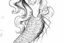Ink - Mermaid Tattoo