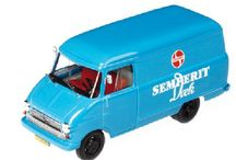 Diecast Model Commercial Vehicles / Reviews from the pages of http://www.modelcollector.co.uk