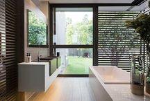Living places // Bathrooms