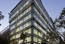Travessera de Gràcia / Edificio de Oficinas, Barcelona  #oficinas #barcelona #travessera  #octaviomestre #om_arquitectos #inmocolonial
