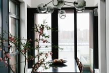 dining room // interiors