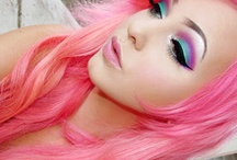 Makeup/Hair looks