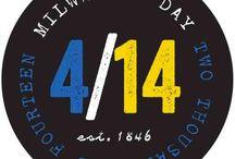milwaukee  Day! 4/14