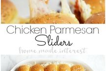 Recepies - Sliders